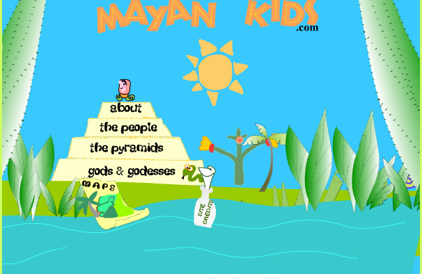 welcome to mayan kids